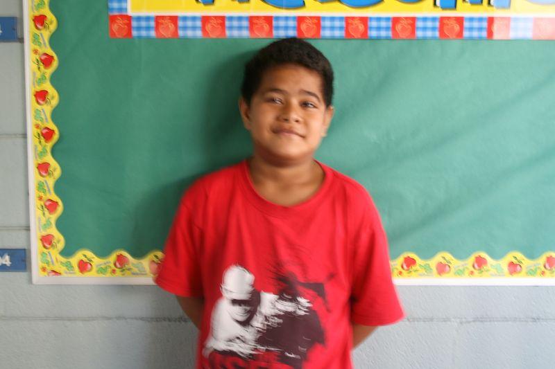 4th grade Kamaile 014